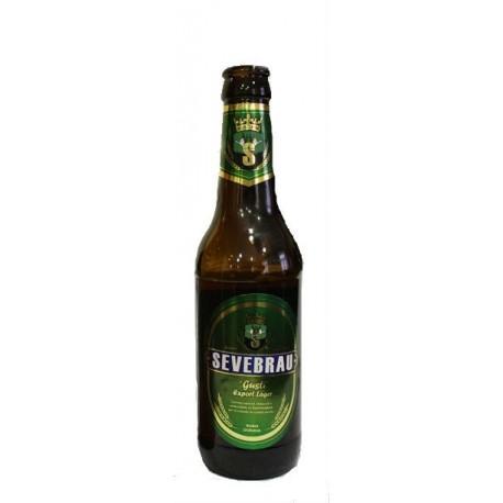"Cerveza Artesana Sevebrau ""Gusti Export"""