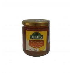 Miel de castaño tarro pequeño de 500 gr
