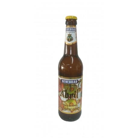 "Cerveza Artesana Sevebrau ""Abril"""