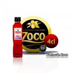 Miniatura pacharán Zoco