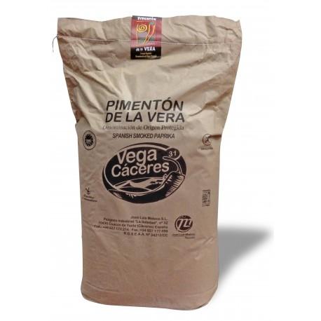 Pimentón de la Vera dulce D.O.P Saco 25kg