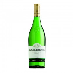 Vino blanco Antonio Barbadillo