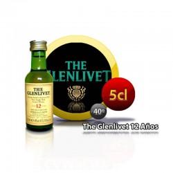 The Glenlivet 12 años mini para regalos de comuniones