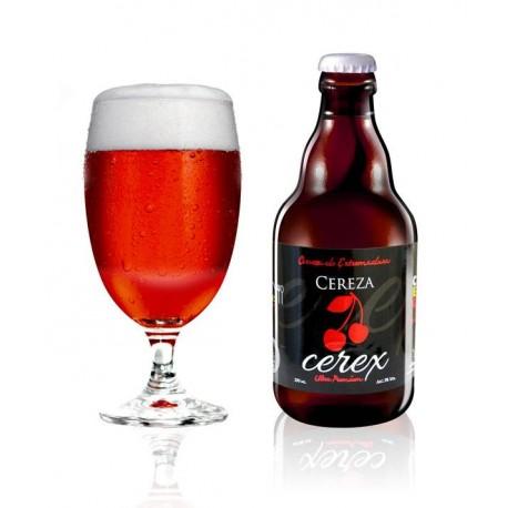Cerveza de Cereza Cerex