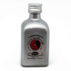Detalle licor caramelorujo Panizo