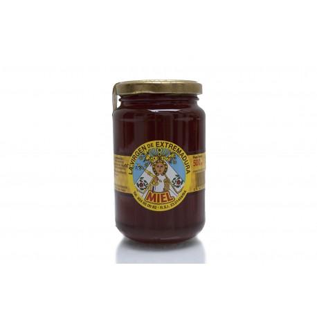Miel Sierra de Guadalupe tarro 500 gr