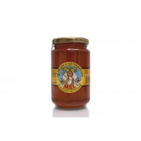 Tarro de miel pura de tomillo 500 gr