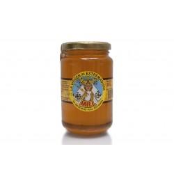 Tarro de miel de azahar pura 500gr