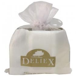 Pastilla de jabón vegetal Deliex para hoteles