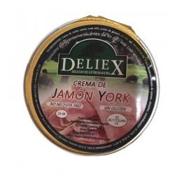 """Crema de Jamón York """"Iberitos"""" (25g x 45uds)"""
