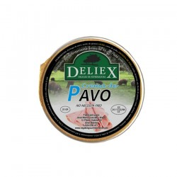Crema de Pavo monodosis Deliex