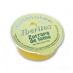 """Zurrapa de lomo """"Iberitos"""" (25g x 45uds)"""
