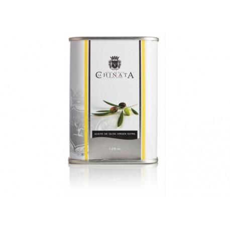 Miniatura de Aceite de Oliva Virgen Extra Lata de 125 ml - La Chinata