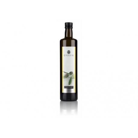 Botella de cristal 750ml Aceite de Oliva Virgen Extra - La Chinata