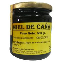 Miel de caña 0,5 kg