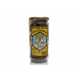 Almendras garrapiñadas con miel 400 gr