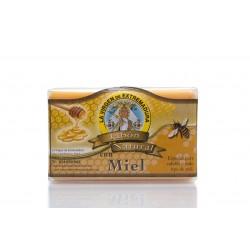 Jabón 150 gr natural de miel de flores