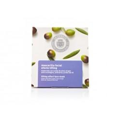 Mascarilla Facial Efecto Lifting con AOVE Ecológico, Achicoria y Árbol de té - La Chinata