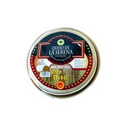 """Queso de torta de la Serena con denominación de origen """"Oro Noble"""""""