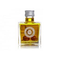Aceite de oliva virgen Extra cuadrado de cristal (100 ml)