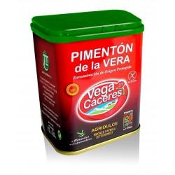 Pimentón de la Vera agridulce (Lata 75g) D.O.P