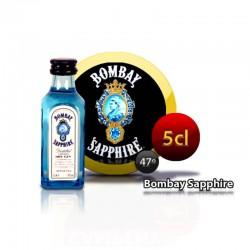 Miniatura ginebra Bombay Sapphire