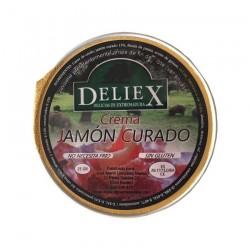 Crema de jamón curado monodosis 25gr Deliex