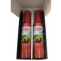 Estuche para empresas con dos aceites de oliva con Licopeno