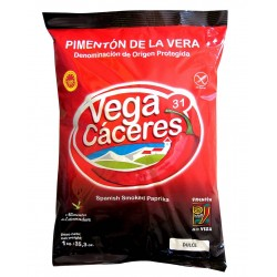 Pimentón de la Vera dulce bolsa 1 kg