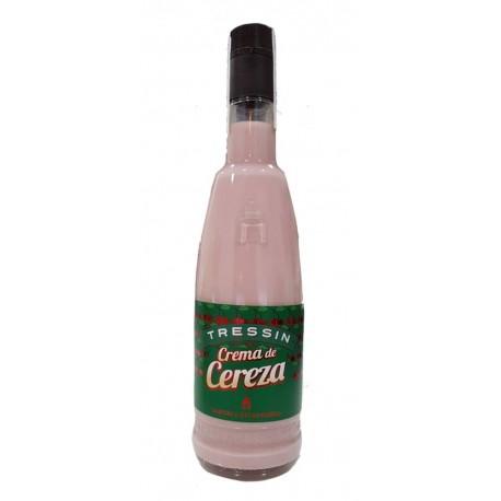 Crema de Cereza en botella de cristal 70 cl