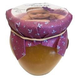 Jalea naranja y miel para regalo de eventos 120 g