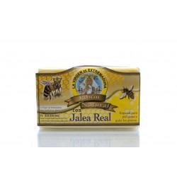 Pastilla de jabón miel y Jalea Real 150 gr para empresas