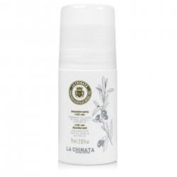 Desodorante Roll-On con extracto de olivo para mujer de La Chinata
