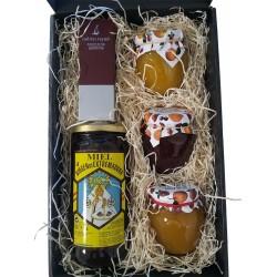 Estuche para regalos productos gourmet nº 1