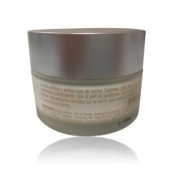 Crema nutritiva y antiarrugas para el rostro