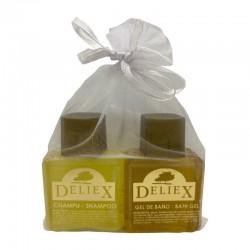 Set de baño para invitados Deliex